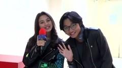 Saskia Chadwick & Kiesha Alvaro Ngasih Bocoran Special Performance Mereka di SCTV Awards 2020 - Exclusive Keseruan NonStop SCTV Awards 2020