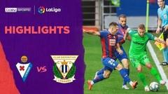 Match Highlight | Eibar 0 vs 0 Leganes | La Liga 2020