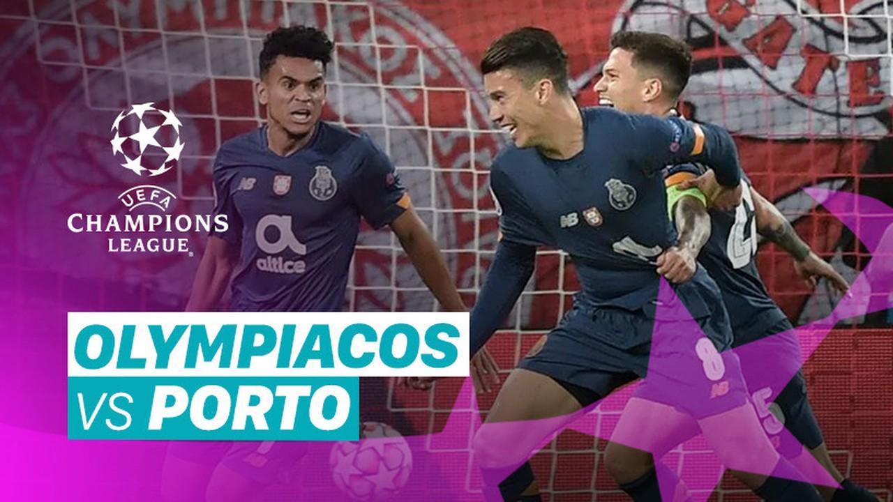 Streaming Mini Match - Olympiacos vs Fc Porto I UEFA ...