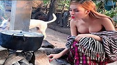 Masakan Ayam Tradisional Gadis Desa