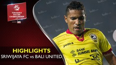 Sriwijaya FC Vs Bali United 2-1: Laskar Wong Kito Benamkan Bali Utd