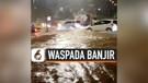 Hujan Deras, Beberapa Kawasan di Jakarta Tergenang