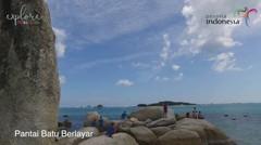 #ExploreNusantara Belitung!
