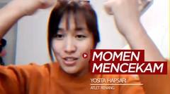 Ngobrol Bareng Atlet Cantik, Yosita Hapsari Soal Momen Dekat dengan Kematian di Kolam Renang Hotel Ambacang, Padang