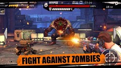 Zombie Crisis - Grab your weapon, be a zombie killer and sniper!