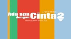 ADA APA DENGAN CINTA 2 | OFFICIAL TRAILER AADC 2