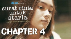 Surat Cinta Untuk Starla (Jefri Nichol & Caitlin) Short Movie - Chapter #4