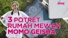 3 Potret Rumah Mewah Momo Geisha