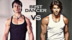 Dansa Hrithik Roshan VS Tiger Shroff, Siapa Yang Terbaik