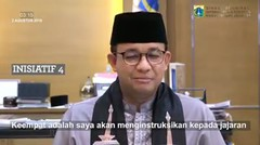 Gubernur DKI JAKARTA BERGERAK
