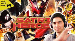 GAME ANDROID BIMA X BARU! - SATRIA HEROES (ANDROID INDONESIA)