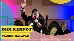 Didi Kempot - Stasiun Balapan Lirik (Live Konser Amal dari Rumah)