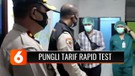 Pungli! Empat Petugas Kesehatan di Bandara Sentani Papua Naikkan Tarif Rapid Test | Liputan 6