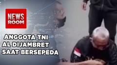 Anggota TNI Sedang Bersepeda Dijambret