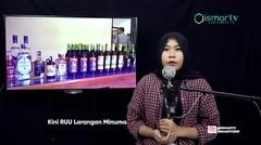 Isi dan Pasal yang Disorot dalam RUU Larangan Minuman Beralkohol
