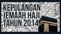 Kepulangan Haji 2014 - Noor Abika Tours & Travel