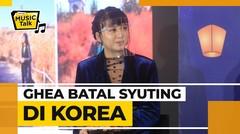 Ghea Indrawari Batal Syuting di Korea Selatan Karena Pandemi