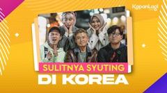 Pengalaman Rafael Tan & Kevin Hermanto Syuting 'Good Friends' di Korea
