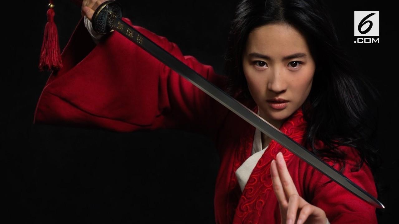 Streaming Film Live Action Mulan Mulai Diproduksi - Vidio.com