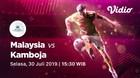 Full Match - Malaysia 2 VS Kamboja 0   Piala AFF U-15 2019