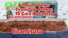 10 Cara Makan Tiramisusu Chocomory