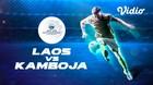 Full Match - Laos 3 VS 0 Kamboja   Piala AFF U-15 2019