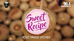 Segarnya Ice Yakult Lychee ala Six Ounces Coffee