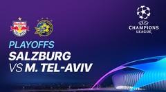 Full Match - Red Bull Salzburg VS Maccabi Tel-Aviv I UEFA Champions League 2020/2021