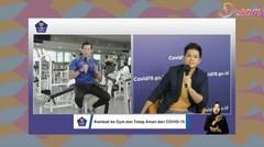 VIDEO: Tips Aman Berolahraga di Tengah Masa Pandemi Covid-19