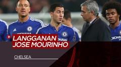 6 Pemain Langganan Jose Mourinho di Chelsea, Termasuk Frank Lampard