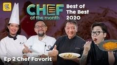 CHEF FAVORIT | #CHEFOFTHEMONTH DESEMBER'20 | ENDEUS.TV