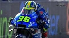 Start dari Posisi Ke-12, Hitung-hitungan Joan Mir Juara Dunia Musim 2020 di MotoGP Valencia