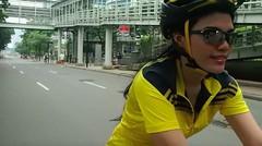 Tips bersepeda ke kantor