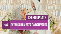 Sah! Reza Zakarya DA Resmi Persunting Valda Menjadi Istri