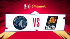 10 Dec 2019   09:00 WIB   NBA 2019  - Minnesota Timberwolves vs Phoenix Suns