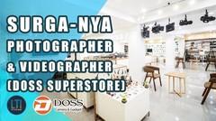 """Surga""-nya Photographer dan Videographer (DOSS SUPERSTORE)"
