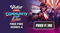 Free Fire Series 4 - FINAL DAY