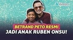 TANGIS BAHAGIA BETRAND PETO! Nyanyi dengan sahabat kecilnya saat resmi jadi anak Ruben Onsu