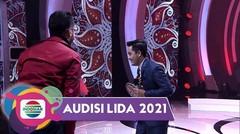 """Neneng (Pandeglang) """"Egois"""" & Angga (Tangerang) """"Kehilangan"""" Coba Tampil Maksimal!! Cuma Satu yang Dapat Golden Tiket.. Siapakah?? LIDA Audisi 2021"""