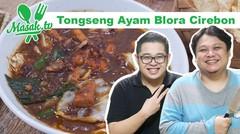 Tongseng Ayam Blora Cirebon