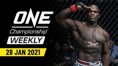 ONE Championship Weekly - 28 January 2021