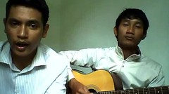 "Agus & Zakky ""Bengawan Solo"" Cover"