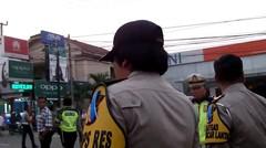 Kunjungan Kapolres Cianjur Ke Polsek Ciranjang Dalam Rangka Peresmian Gerai SIM & STNK Online