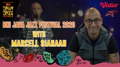 Exclusive Interview With Marcell Siahaan - Java Jazz Festival 2020