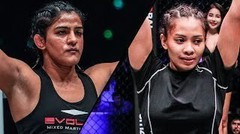 Ritu Phogat vs. Jomary Torres   All Wins In ONE Championship