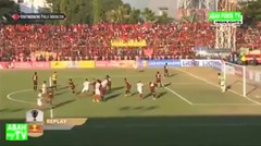 Duel seru!!! PSM MAKASAR VS PERSIJA JAKARTA Pertandingan final seru