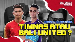 NADEO Ditantang DEADLY QUESTIONS | Bali United Challenge (Chapter 47)