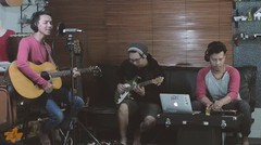 Collab Session - Yellow (coldplay cover) with Freza and Fathdill