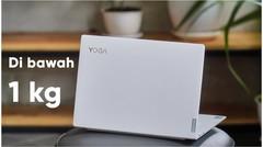 Review Lenovo Yoga Slim 7i Carbon, Ringan di Bawah 1 Kg