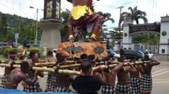 Pawai Ogoh-Ogoh 2018 Pertama Kali Di Papua